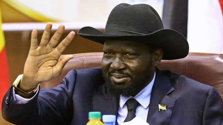 تمديد صلاحيات سلفا كير كرئيس لجنوب السودان حتى 2021