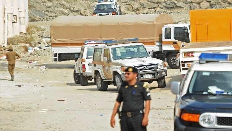 الأمن السعودي يحبط عملا إرهابيا وسط البلاد
