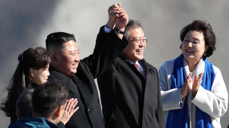 الكوريتان تنويان إعلان انتهاء الحرب هذا العام وكيم يبعث رسالة جديدة لترامب