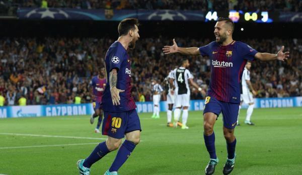 برشلونة ينتقم ويدك شباك يوفنتوس بثلاثية