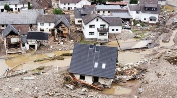 الحكومة الألمانية تخصص مساعدات طارئة لضحايا الفيضانات