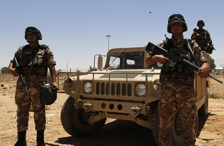 القوات المسلحة تحرر أردنيا اختطف جنوب سوريا