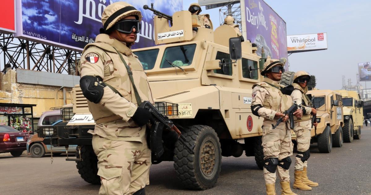 الجيش المصري يقضي على 47 تكفيريا في عمليات بسيناء