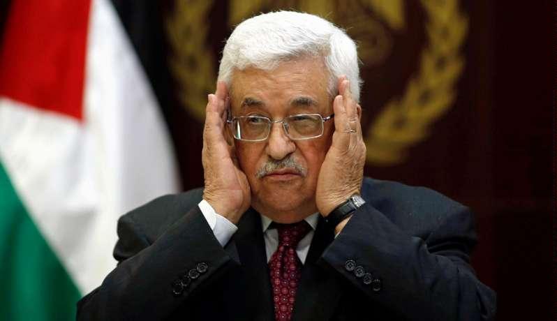عباس لمسئولين مصريين أنتم تلعبون بملعبنا بتدخلكم في غزة