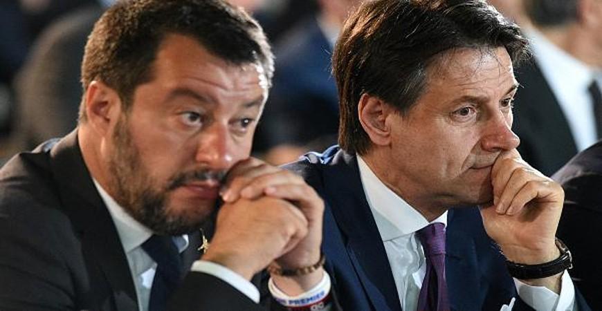 أسرار انهيار الحكومة الإيطالية بسبب وزير الداخلية