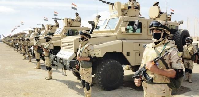 """الجيش المصري يصدر البيان """"الحادي عشر"""" بشأن العملية الشاملة """"سيناء 2018"""""""