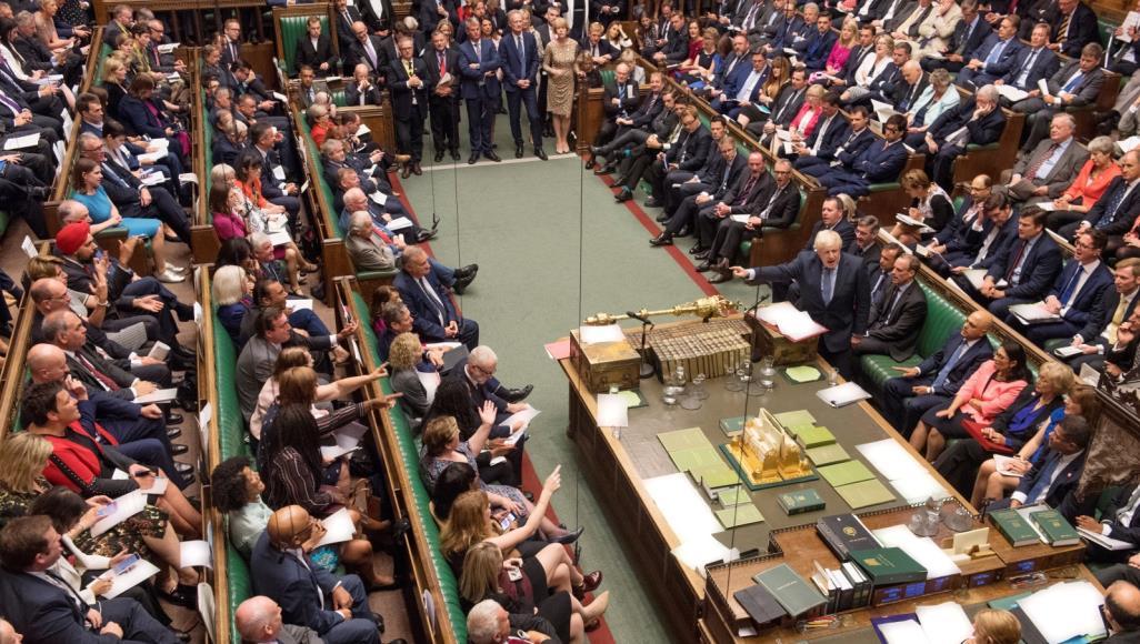 رسمياً.. تعليق أعمال البرلمان البريطاني حتى 14 أكتوبر