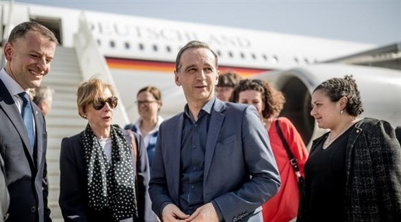 وزير الخارجية الألماني يبدأ جولة في الشرق الأوسط