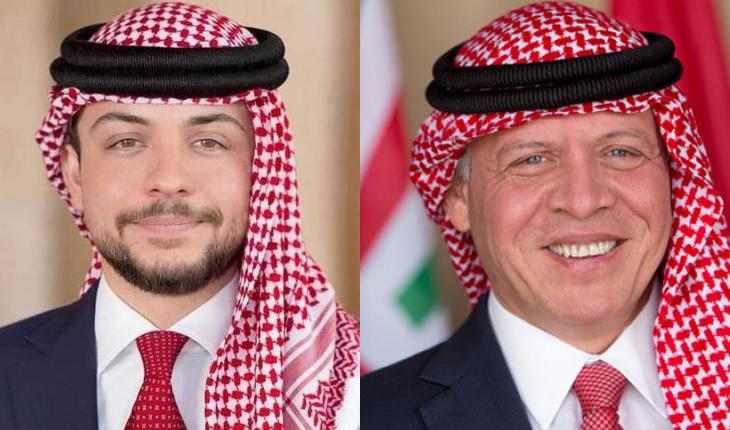 جلالة الملك عبدالله الثاني وولي العهد يتلقيان برقيات تهنئة بذكرى المولد النبوي الشريف