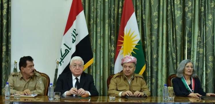 العراق: استئناف المفاوضات بين بغداد وكردستان الأسبوع المقبل