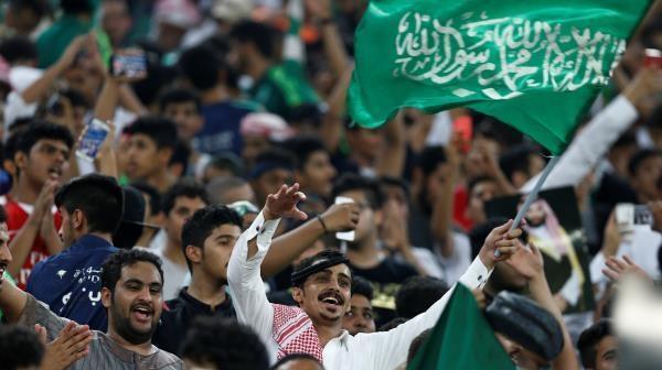 السعودية تتأهل لمونديال روسيا بفوز تاريخي على اليابان