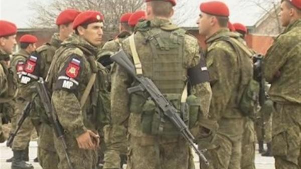 الشرطة العسكرية الروسية تنتشر قرب المنطقة المنزوعة السلاح في الجولان