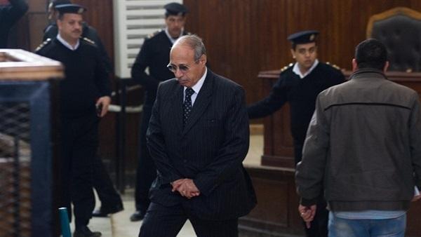 إلغاء عقوبة السجن بحق العادلي وزير داخلية مبارك