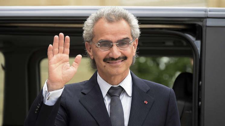 رويترز: السلطات السعودية تفرج عن الملياردير الوليد بن طلال