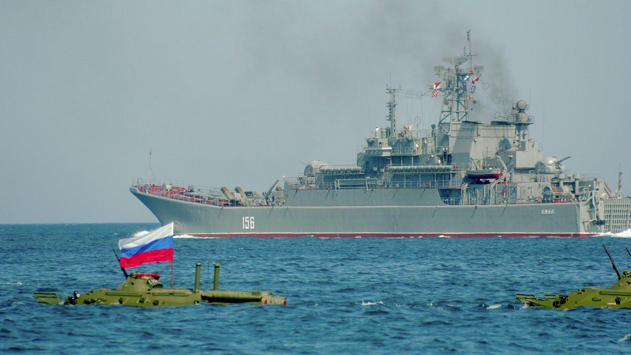 البحرية الروسية تغلق مناطق واسعة شرق المتوسط قرب لبنان وسوريا وقبرص
