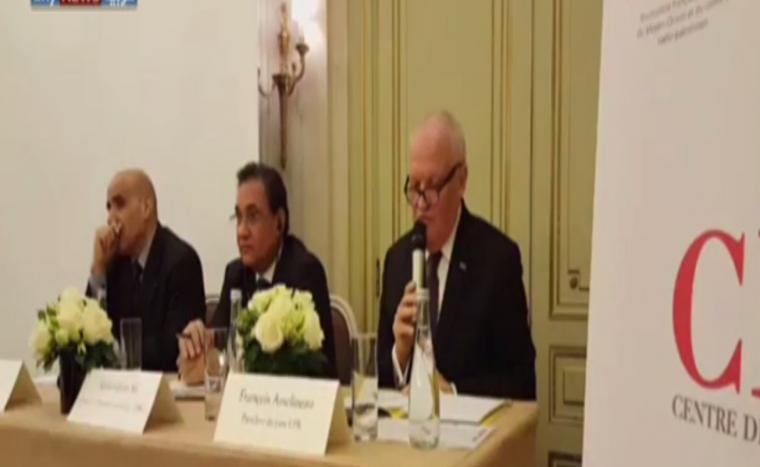 مؤتمر (كواليس أزمات الشرق الأوسط) يعري نظام الدوحة