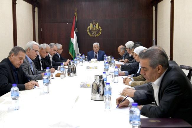 مركزية فتح: ضرورة تشكيل آلية دولية لحل القضية الفلسطينية