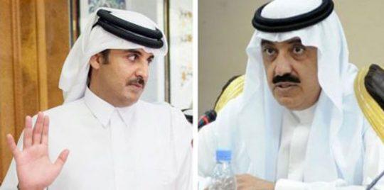 """""""إرم نيوز"""" تكشف حقيقة تجسس """"الإمارات"""" على أمير قطر تميم والأمير متعب عبر برنامج إسرائيلي"""