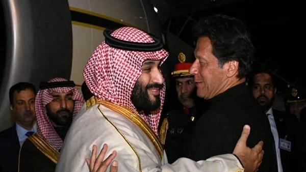 رئيس الوزراء الباكستاني محمد بن سلمان يذكرني بالملك فيصل