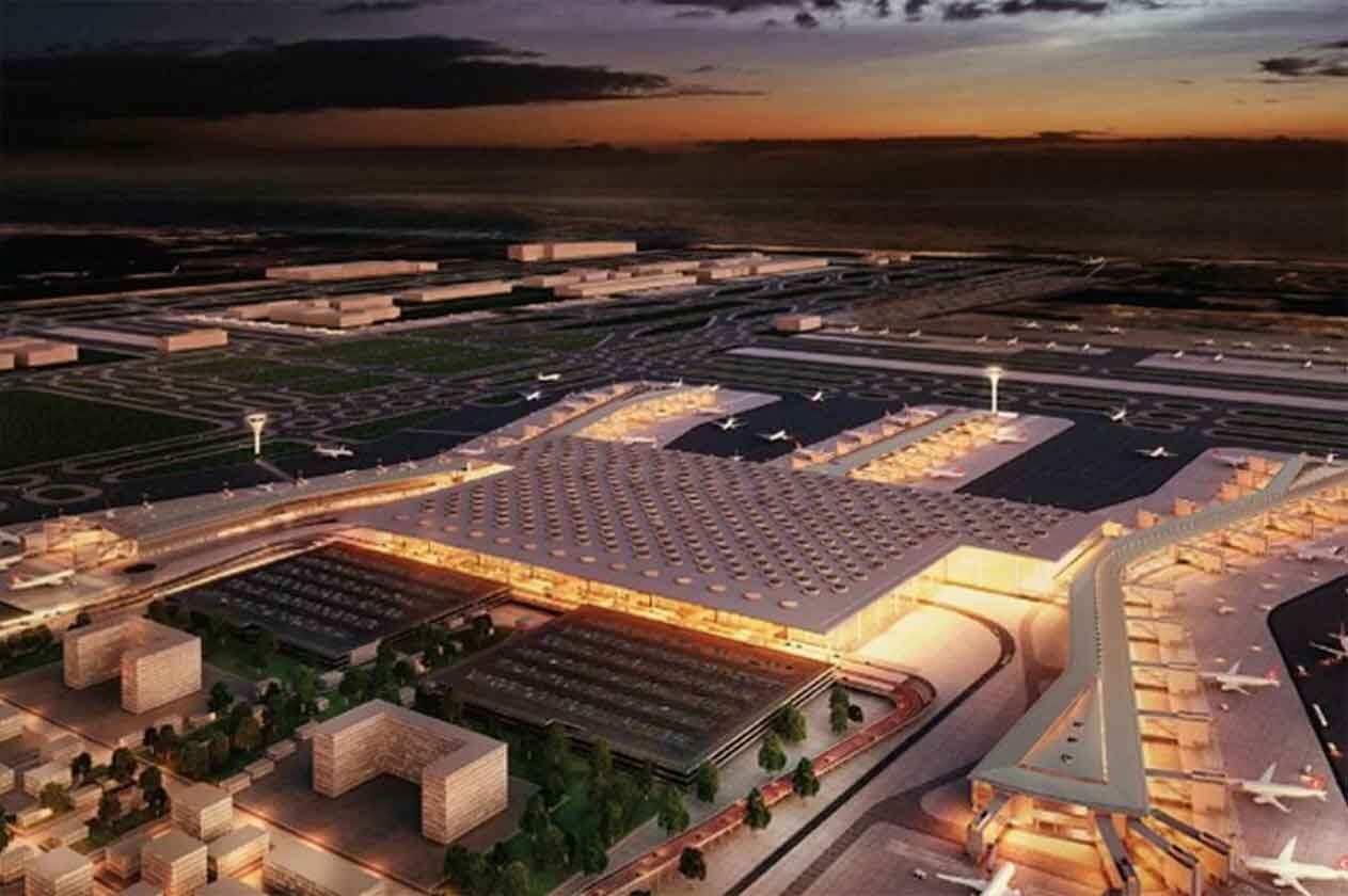 مطار إسطنبول الجديد.. عيوب في التصاميم وافتقار لأدنى معايير السلامة