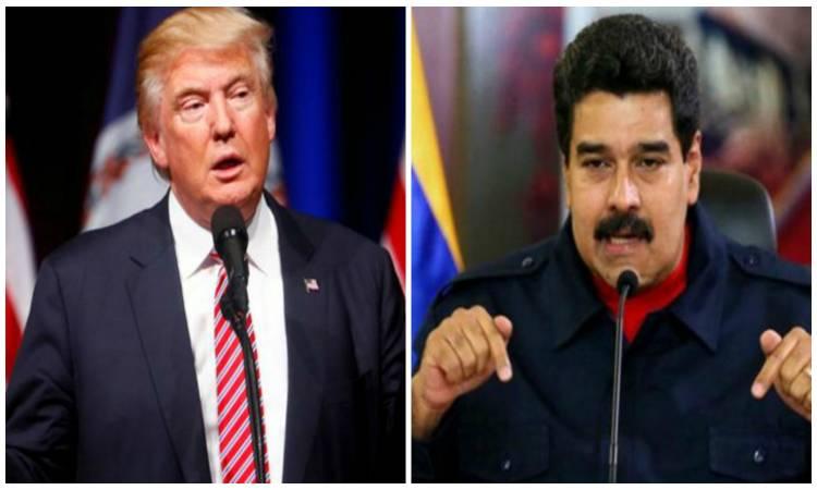 مادورو: هجوم أمريكا على التيار الكهربائي في فنزويلا عملاً إرهابياً