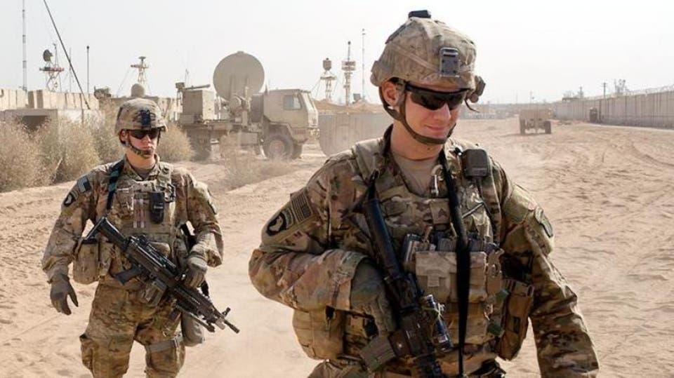 العراق: سقوط 17 صاروخاً قرب قاعدة عسكرية تتمركز فيها قوات أميركية