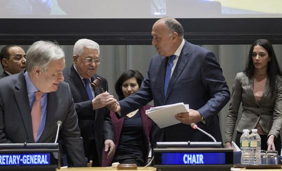 فلسطين تتولى رسمياً رئاسة مجموعة الـ77 والصين