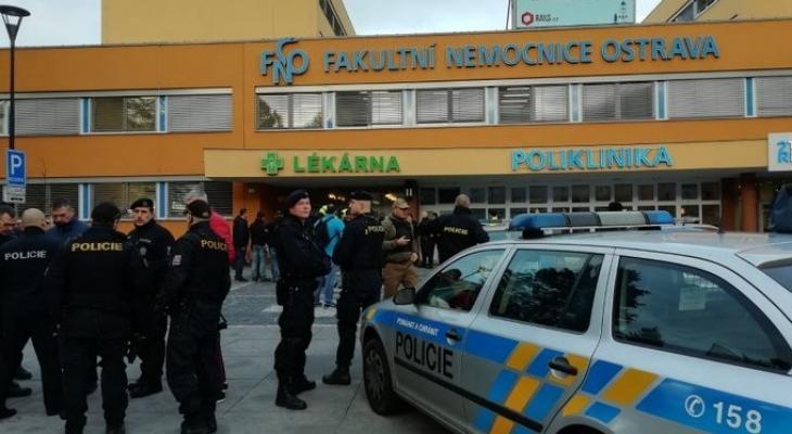 مقتل 6 أشخاص في إطلاق نار بمستشفى بالتشيك