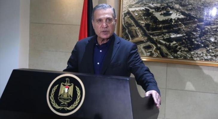 أبو ردينة: لا شرعية سوى ما يقرره الشعب الفلسطيني