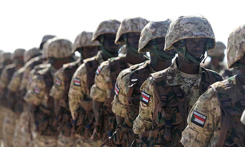 المجلس العسكري السوداني يؤكد بقاء القوات المشاركة في حرب اليمن هناك