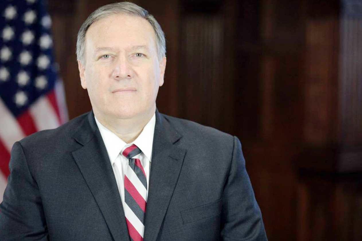 وزير الخارجية الأمريكي يطير إلى البحرين قادمًا من القاهرة