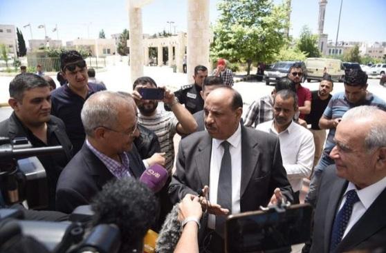 اعتصام للأطباء بحضور وزير الداخلية احتجاجا على تكرار حوادث الاعتداء