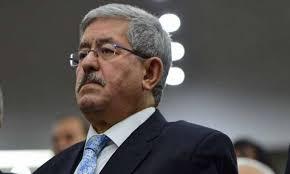إيداع رئيس الوزراء الجزائري السابق أحمد أويحيى الحبس الاحتياطي