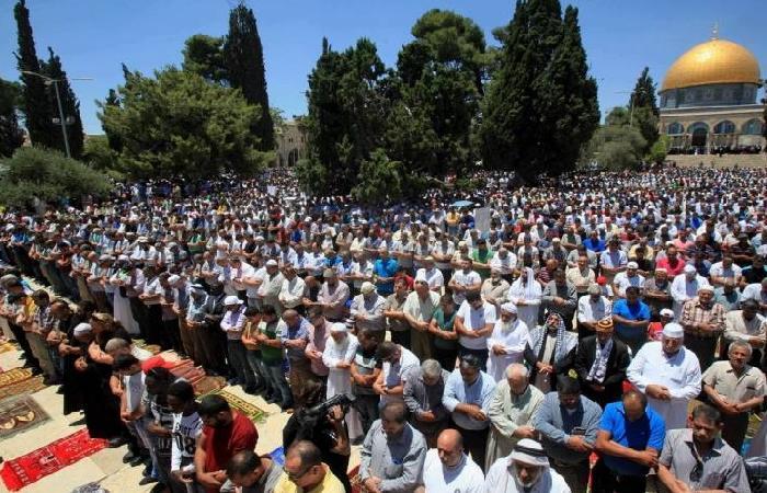 «أوقاف القدس»: الإعمارات الهاشمية لـ«الأقصى» لم تحصل في تاريخه