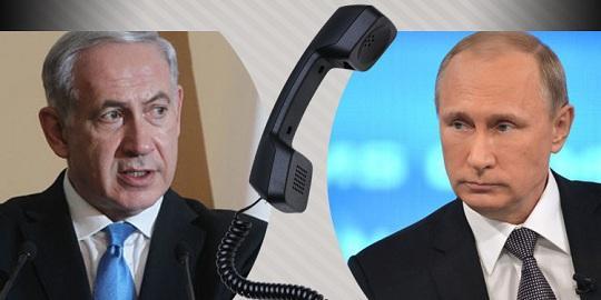 """سي أن أن تكشف تفاصيل """"هاتف بوتين"""" لنتن ياهو الذي منع اندلاع حرباً جديدة.."""