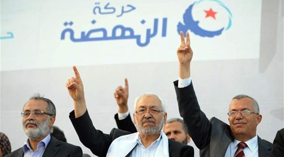 """النهضة"""" التونسية تعتزم مقاضاة موقع """"بي بي سي"""" العربية لزجها باسم الغنوشي في قوائم الارهاب"""