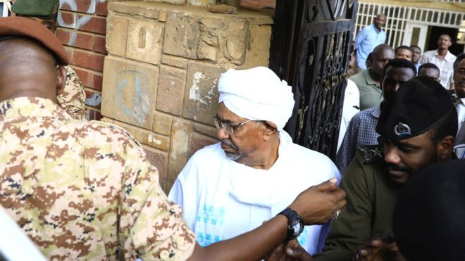 تشكيل لجنة لإزالة وتفكيك نظام البشير في السودان