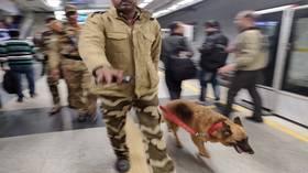 الهند تعلن حالة التأهب الأمني لإحباط عمليات مسلحة في نيودلهي