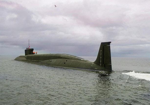 عسكري روسي : نخطط لإدخال أكثر من 30 غواصة نووية مسيّرة الخدمة