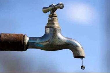 انقطاع المياه عن بناية في تلاع العلي ...