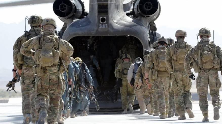 بدء انسحاب الجيش الامريكي من سوريا