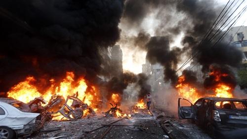 مصرع 6 أشخاص في تفجير سيارة مفخخة بكولومبيا