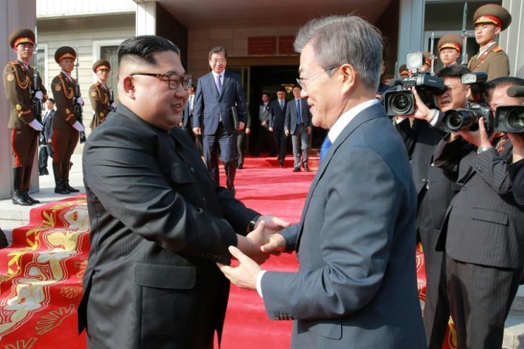 الكوريّتان تفتتحان مكتباً للاتصال المشترك في الشمال