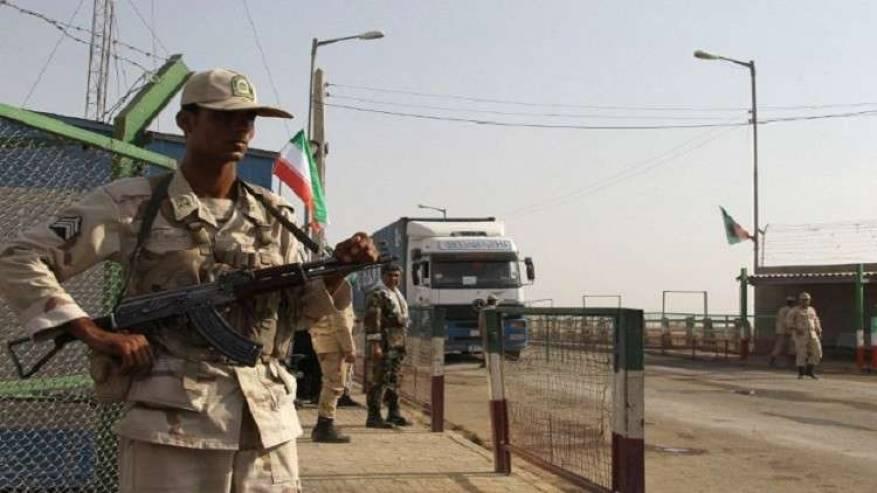 إختطاف 14 عنصراً من حرس الحدود الإيراني على الحدود مع باكستان