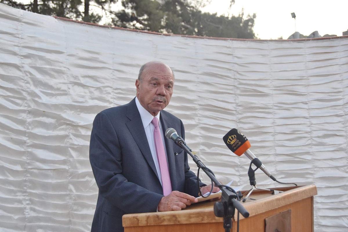 الفايز: الأردن لم ولن يتخلى عن نصرة القضية الفلسطينية