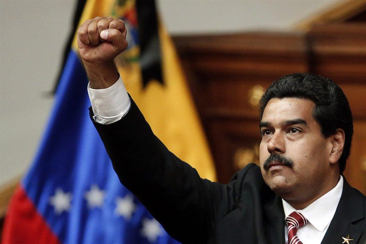 مادورو: العقوبات الأمريكية الجديدة ضد فنزويلا ستمنحنا قوة جديدة