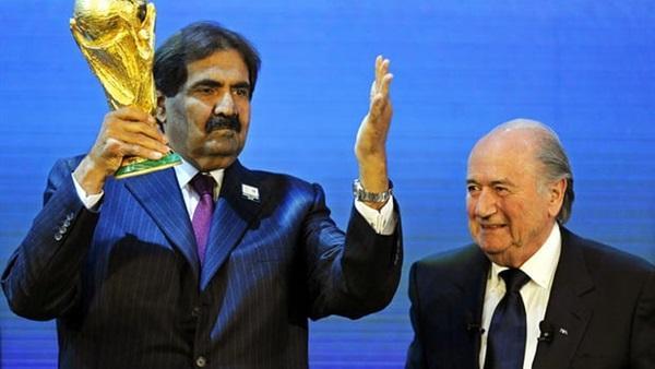فضيحة كبرى يفجرها بلاتر حول فوز قطر بتنظيم كأس العالم..وبرلمان بريطانيا يطالب بالتحقيق!