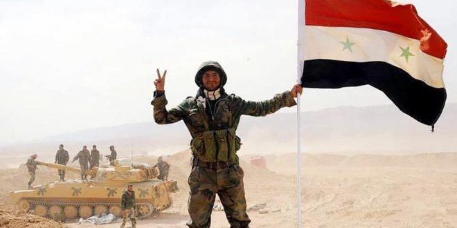 وزارة الدفاع الروسية: الجيش السوري يسيطر بشكل كامل على منبج بمشاركة شرطة عسكرية روسية