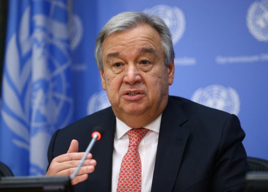 غوتيريش: الاحتياطات المالية للأمم المتحدة قد تستنفد قبل نهاية أكتوبر الجاري