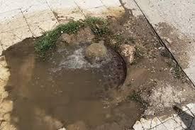 مياه الصرف الصحي تقتحم منازل بمرج الحمام ...